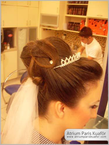 balerin saç modeli