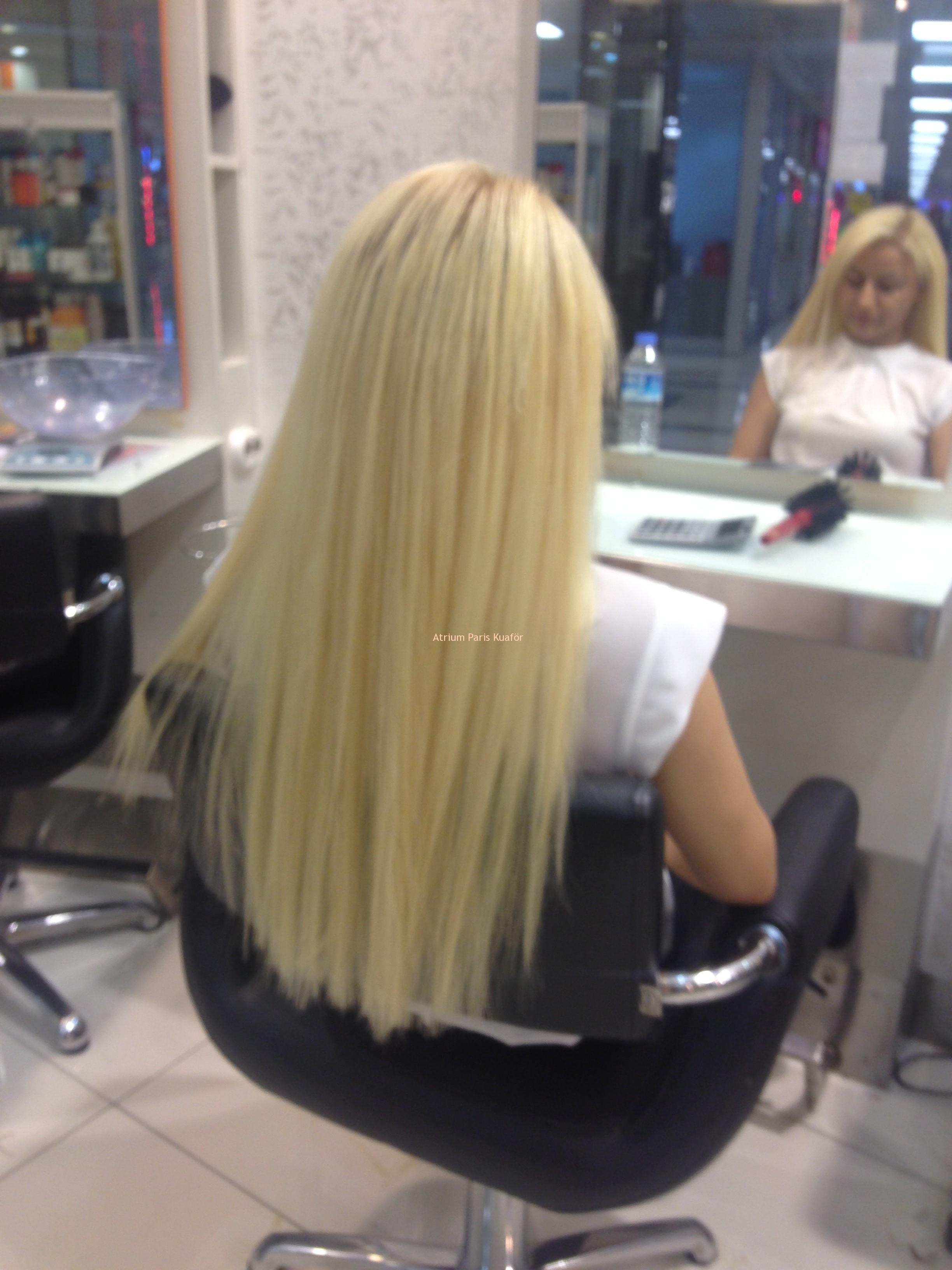 kısa saçlar için kaynak