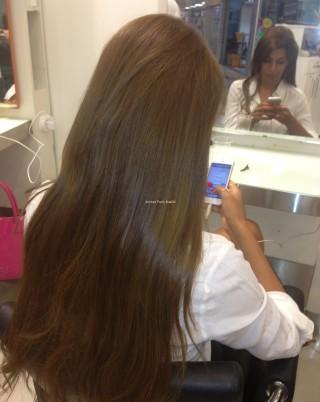 5 Adımda Saçlarınız Parlasın