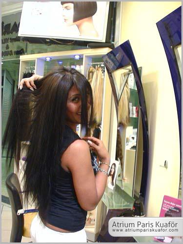 bakımlı saçlara sahip olun