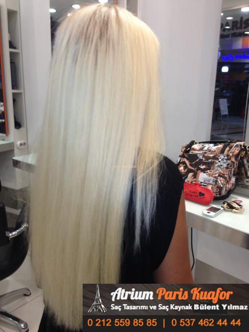 saç kaynak nasıldır ?