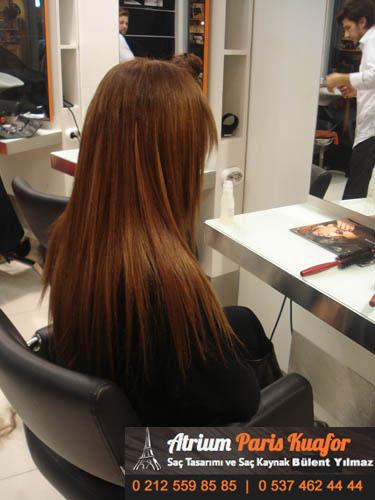 çin saçı