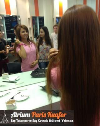 Saçlarınızı Boncuk Kaynakla Uzatın