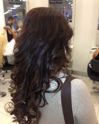 Boncuk Saç Kaynak Öncesi – Sonrası