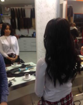 Mikro Görünmez Saç Kaynak Öncesi ve Sonrası