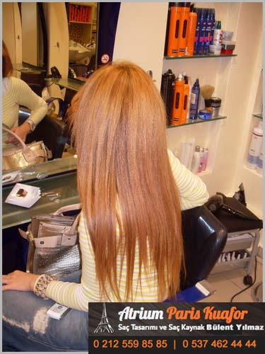 ipeksi saç