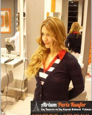 Uzun Kaynak Saçınız ile Yapabileceğiniz 3 Farklı ve Kolay Saç Modeli