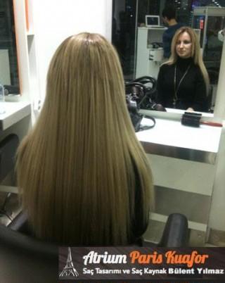 En Pratik Saç Uzatma Yöntemi Çıtçıt