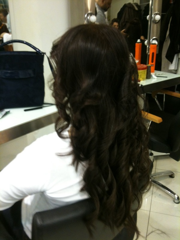 keratin saç kaynak modeli