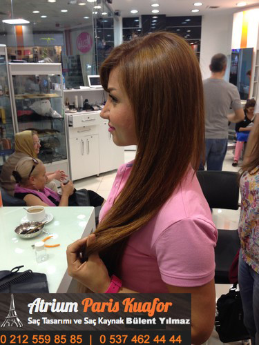 boncuk saç kaynak modeli