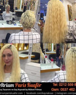 Kaynak Saç Dökülür mü?