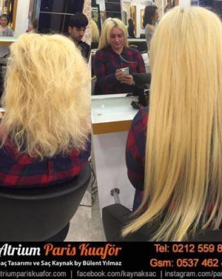Saç Kaynak Bakımının Püf Noktaları