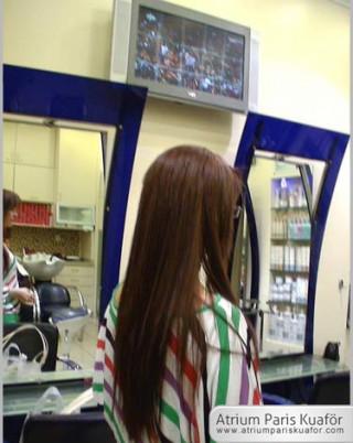 Saçınızdaki Kırıkların Önüne Geçin