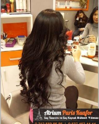 Uzun Saçların En Doğal Formülü