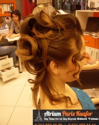 Güzellik Saçla Başlar